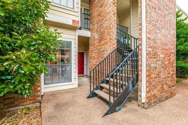 9601 Forest Lane #1116, Dallas, TX 75243 (MLS #14675789) :: VIVO Realty
