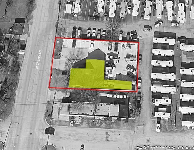 404 N Cherry Lane, White Settlement, TX 76108 (MLS #14675803) :: Robbins Real Estate Group