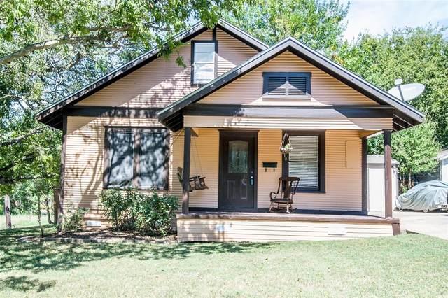 610 W Freeman Street, Ennis, TX 75119 (MLS #14675809) :: The Star Team | Rogers Healy and Associates
