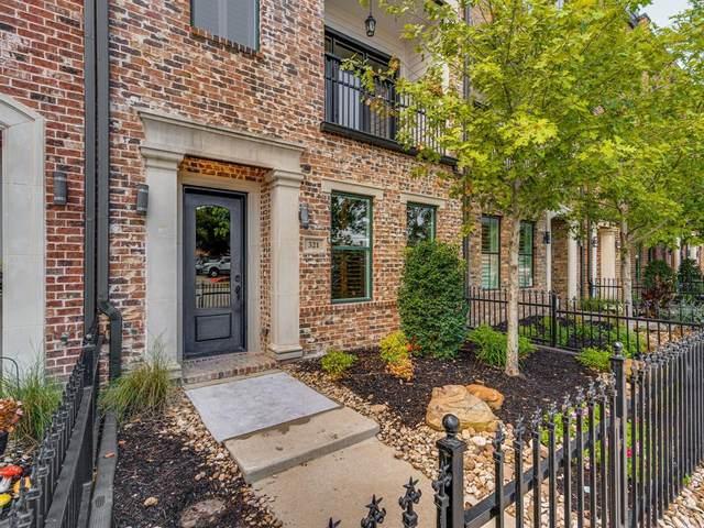 321 W Franklin Street, Waxahachie, TX 75165 (MLS #14675813) :: The Hornburg Real Estate Group