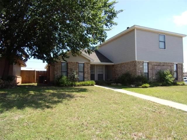 8073 Bonnie Circle, Abilene, TX 79606 (MLS #14675818) :: The Russell-Rose Team