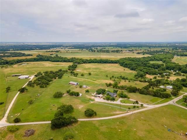 616 County Road 227, Stephenville, TX 76401 (MLS #14675819) :: VIVO Realty