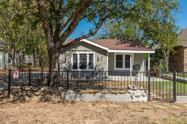 5724 Wellesley Avenue, Fort Worth, TX 76107 (MLS #14675825) :: Russell Realty Group