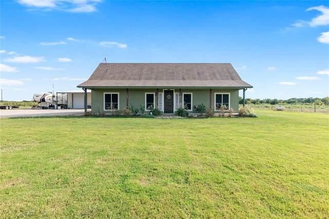 2028 Wilson Road, Waxahachie, TX 75165 (MLS #14675827) :: The Russell-Rose Team