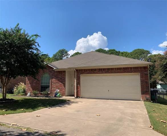 399 Stockard Street, Lake Dallas, TX 75065 (MLS #14675835) :: Frankie Arthur Real Estate