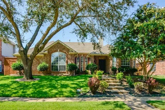 106 Ventura Court, Allen, TX 75013 (MLS #14675856) :: Real Estate By Design