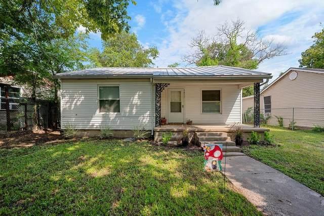 3413 Homan Avenue, Waco, TX 76707 (MLS #14675857) :: Lisa Birdsong Group | Compass