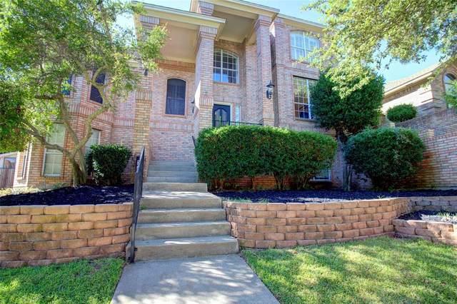 5306 Hidden Trails Drive, Arlington, TX 76017 (MLS #14675859) :: Trinity Premier Properties