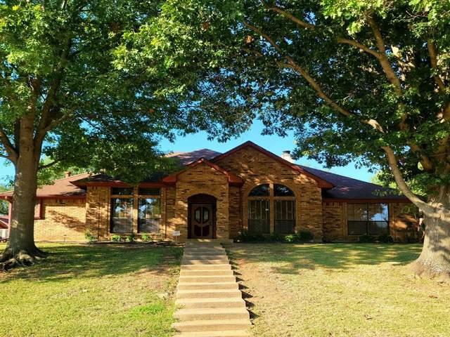 317 Coronado Drive, Grand Prairie, TX 75052 (MLS #14675860) :: The Chad Smith Team