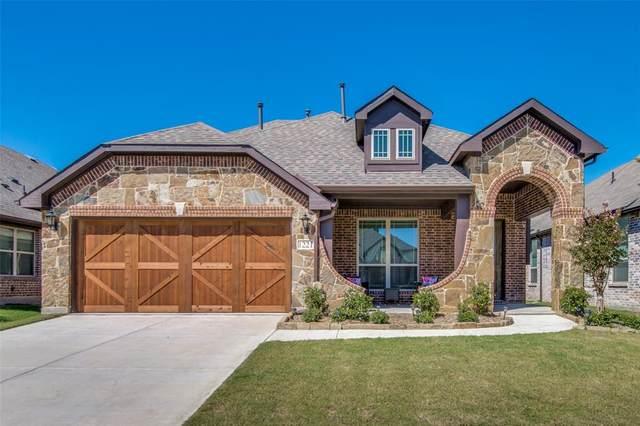1221 Audubon Drive, Little Elm, TX 75068 (MLS #14675874) :: The Good Home Team