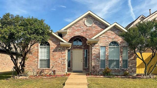 2405 Baretta Drive, Mesquite, TX 75181 (MLS #14675879) :: Real Estate By Design