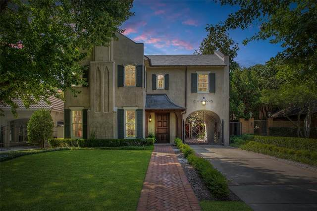 4913 Lafayette Avenue, Fort Worth, TX 76107 (MLS #14675881) :: Russell Realty Group