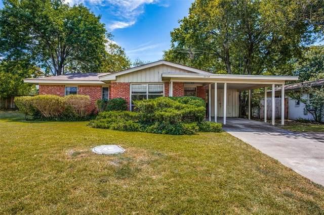 2538 Oates Drive, Dallas, TX 75228 (MLS #14675884) :: Frankie Arthur Real Estate