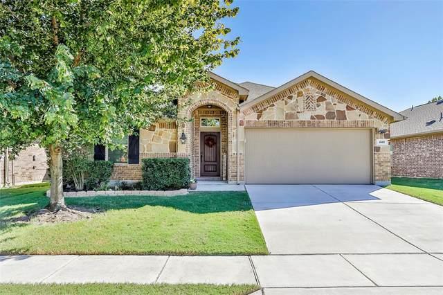 449 E Wishbone Lane, Fort Worth, TX 76052 (MLS #14675888) :: Feller Realty