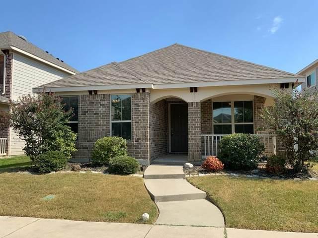 800 Whitemarsh Drive, Aubrey, TX 76227 (MLS #14675889) :: Real Estate By Design