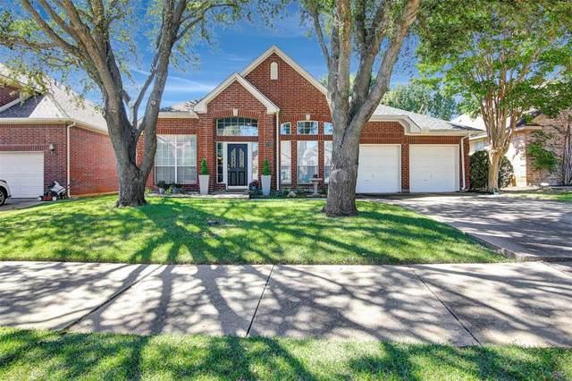 2709 Summerwood Court, Mckinney, TX 75072 (MLS #14675922) :: RE/MAX Pinnacle Group REALTORS