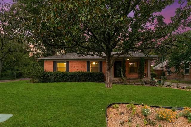10543 Solta Drive, Dallas, TX 75218 (MLS #14675947) :: Trinity Premier Properties