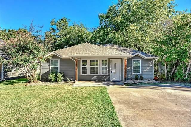 1219 W Elm Street, Denison, TX 75020 (MLS #14675949) :: Real Estate By Design