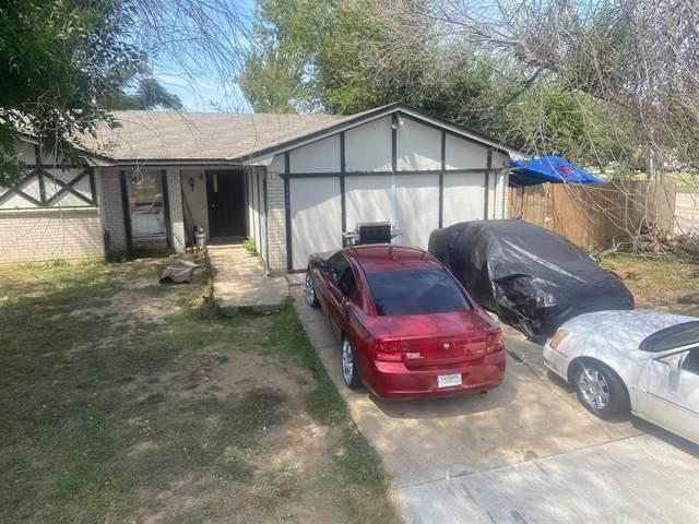 3400 Leatherleaf Lane, Arlington, TX 76015 (MLS #14675968) :: The Heyl Group at Keller Williams