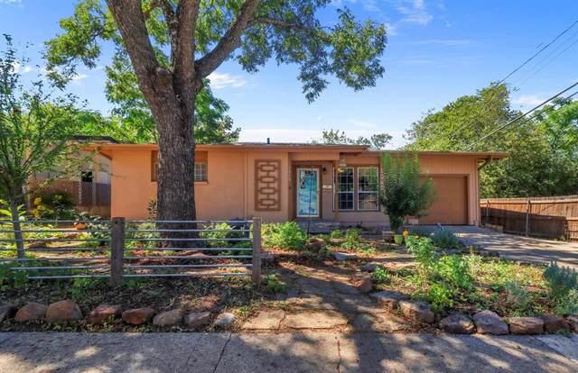 3808 Eldridge Street, Fort Worth, TX 76107 (MLS #14675977) :: The Chad Smith Team