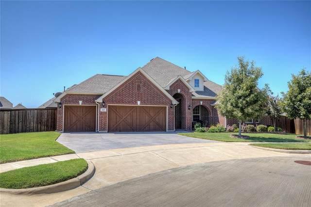 1307 Siena Court, McLendon Chisholm, TX 75032 (MLS #14675979) :: Real Estate By Design