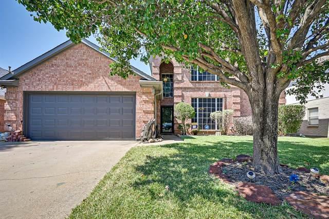 7045 Echo Lake Court, Arlington, TX 76001 (MLS #14675984) :: Real Estate By Design