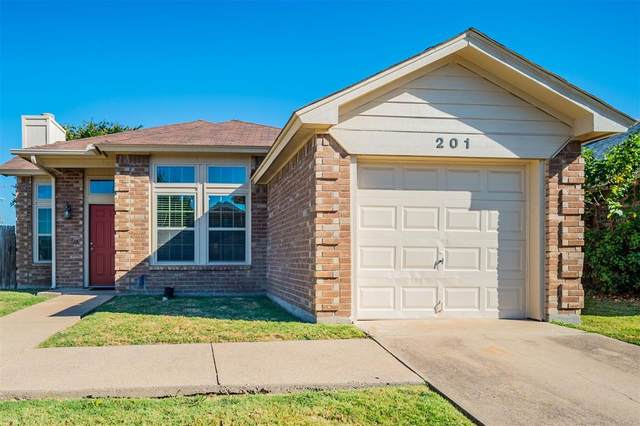 201 Rodeo Drive, Keller, TX 76248 (MLS #14675990) :: The Chad Smith Team