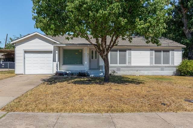 4809 Monna Street, Haltom City, TX 76117 (MLS #14676019) :: Real Estate By Design