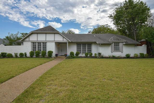 3208 Bonniebrook Drive, Plano, TX 75075 (MLS #14676020) :: The Heyl Group at Keller Williams