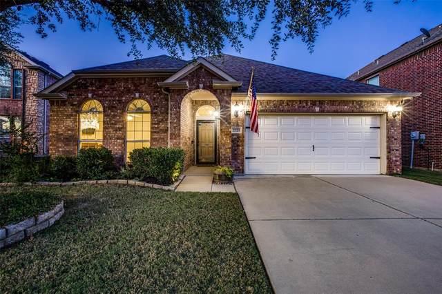 2725 Thorncreek Lane, Fort Worth, TX 76177 (MLS #14676022) :: The Good Home Team