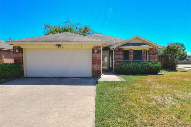 7336 Royal Oak Drive, Benbrook, TX 76126 (MLS #14676037) :: The Hornburg Real Estate Group