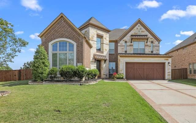 1105 Roma Drive, Frisco, TX 75036 (MLS #14676038) :: Craig Properties Group