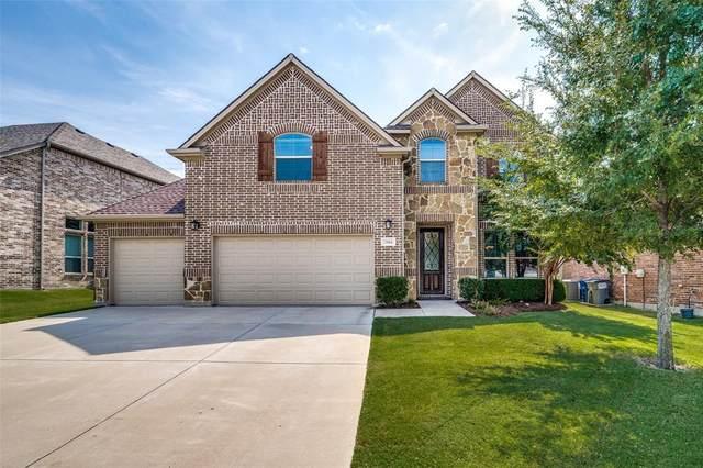 3004 Morning Star Drive, Little Elm, TX 75068 (MLS #14676048) :: The Good Home Team