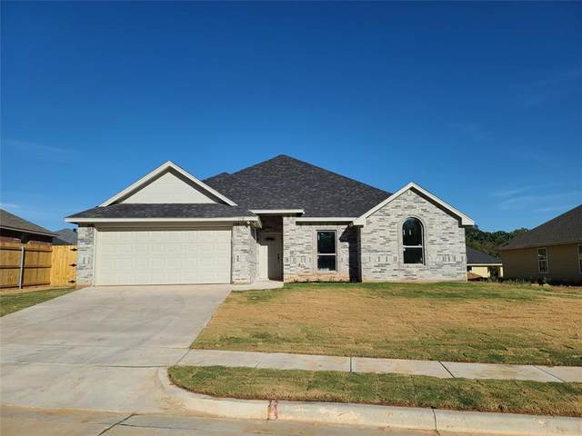110 Clover Circle, Weatherford, TX 76086 (MLS #14676051) :: The Good Home Team