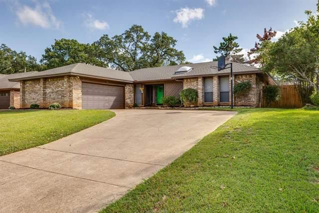 5720 Trail Crest Drive, Arlington, TX 76017 (MLS #14676068) :: 1st Choice Realty