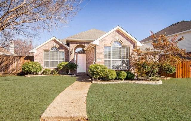 5300 Highlands Drive, Mckinney, TX 75070 (MLS #14676074) :: Real Estate By Design