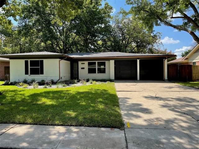 2620 Highwood Drive, Dallas, TX 75228 (MLS #14676085) :: Jones-Papadopoulos & Co