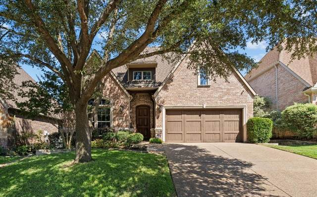 1724 Wildflower Trail, Grapevine, TX 76051 (#14676091) :: Homes By Lainie Real Estate Group