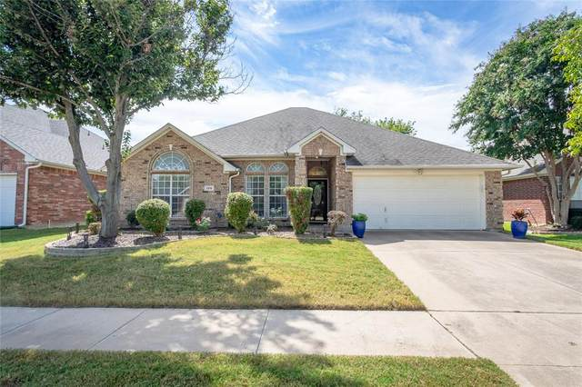1316 Pegasus Drive, Arlington, TX 76013 (MLS #14676093) :: Real Estate By Design
