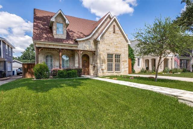 5133 Goodwin Avenue, Dallas, TX 75206 (MLS #14676097) :: VIVO Realty