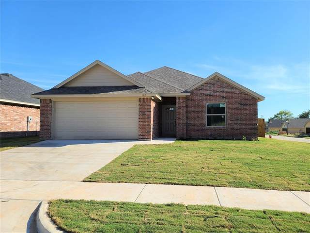 112 Clover Circle, Weatherford, TX 76086 (MLS #14676105) :: Texas Lifestyles Group at Keller Williams Realty