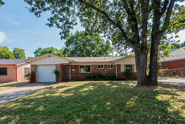 2605 Carten Street, Fort Worth, TX 76112 (MLS #14676111) :: Real Estate By Design