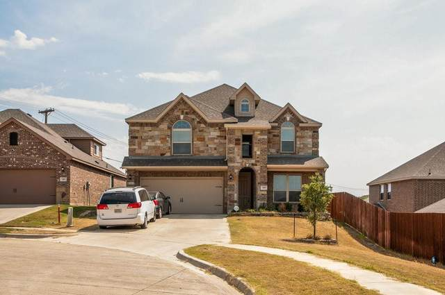 309 Oliver Court, Kennedale, TX 76060 (MLS #14676119) :: The Chad Smith Team