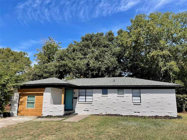 7027 Antler Avenue, Dallas, TX 75217 (MLS #14676128) :: Real Estate By Design