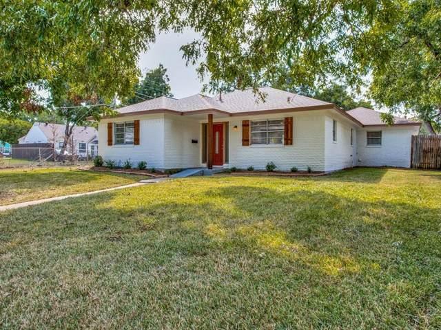 809 15th Street, Grand Prairie, TX 75050 (MLS #14676129) :: The Heyl Group at Keller Williams