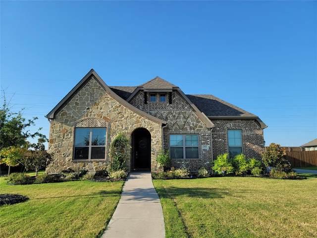 152 Sapphire Lane, Waxahachie, TX 75165 (MLS #14676134) :: Lisa Birdsong Group | Compass