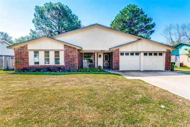 8616 Brookridge Drive, North Richland Hills, TX 76182 (MLS #14676139) :: The Star Team | Rogers Healy and Associates