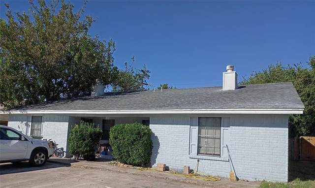 5812 Tinsley Drive, Arlington, TX 76017 (MLS #14676153) :: KW Commercial Dallas