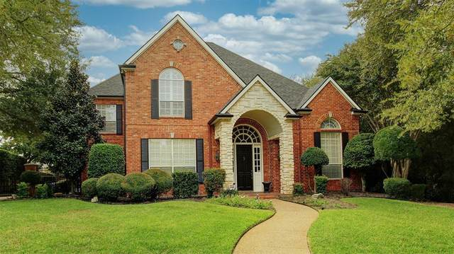 6802 Rockbrook Court, Colleyville, TX 76034 (MLS #14676162) :: The Mitchell Group