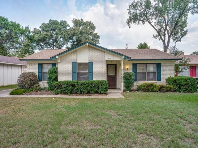 1901 W 11th Street, Irving, TX 75060 (MLS #14676166) :: The Russell-Rose Team